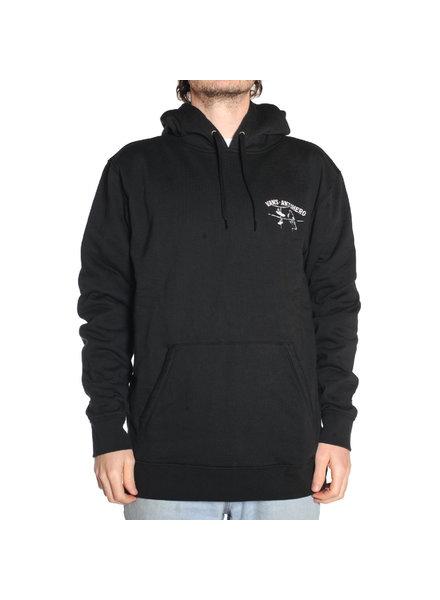 Vans x Anti Hero Wired Pullover Hoodie - Black