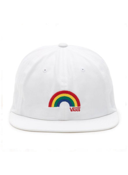 Vans Willits Vintage Unstructured Hat - White