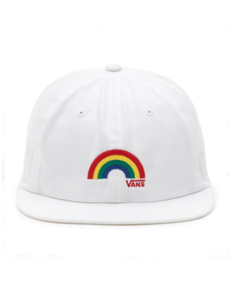 Vans Vans Willits Vintage Unstructured Hat - White
