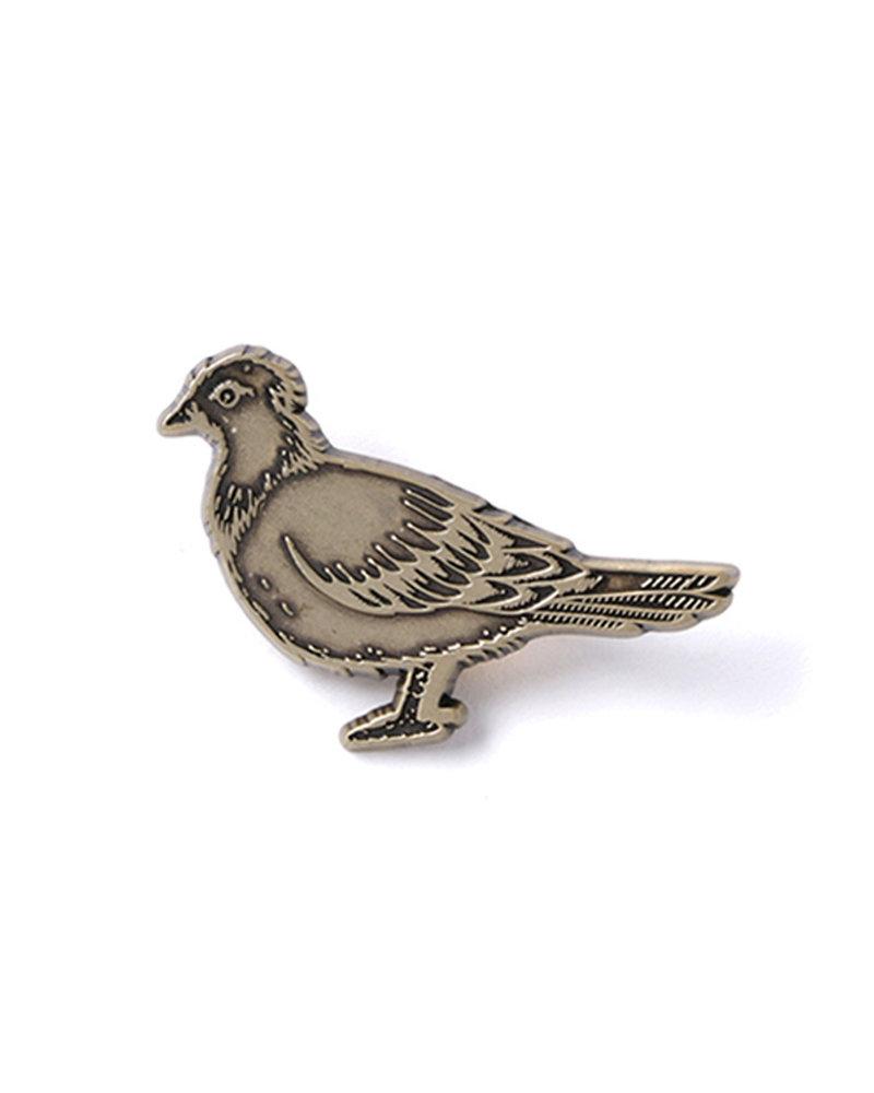 Anti Hero Skateboards Anti Hero Pigeon Pin Lapel