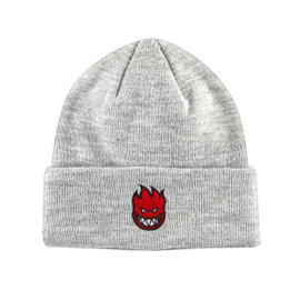 Spitfire Bighead Beanie - Heather Grey