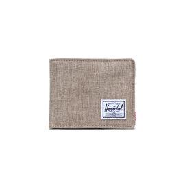 HERSCHEL Roy 600D Wallet - Kelp Crosshatch