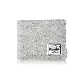 HERSCHEL Roy 600D Wallet - Light Grey Crosshatch