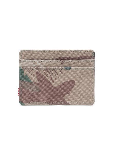 HERSCHEL Charlie 600D Wallet - Brushstroke Camo