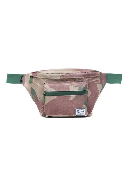 HERSCHEL Seventeen 600D Poly Hip Pack - Brushstroke Camo