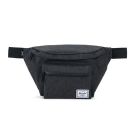 Seventeen 600D Poly Hip Pack - Black Crosshatch