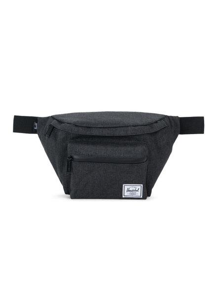 HERSCHEL Seventeen 600D Poly Hip Pack - Black Crosshatch