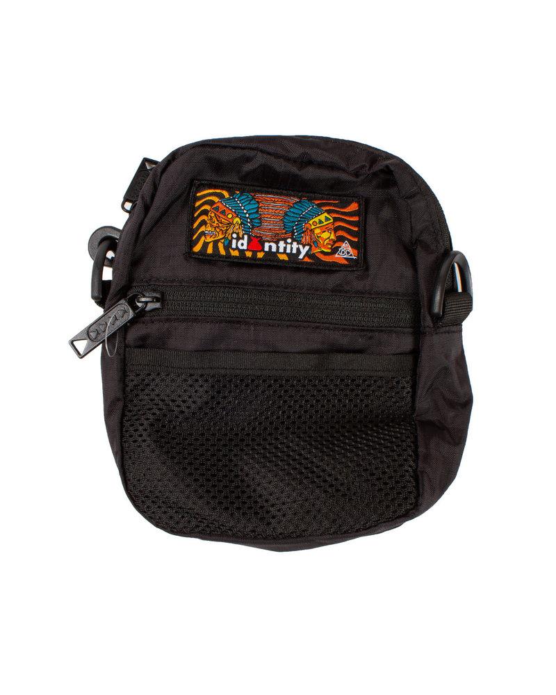 BUMBAG Bumbag x Identity Collab Bag - Black
