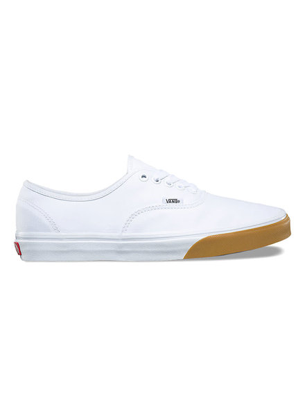 Vans Gum Bumper Authentic - True White