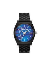 NIXON TIME TELLER BLK RIDE THE LIGHTING (A045310700)