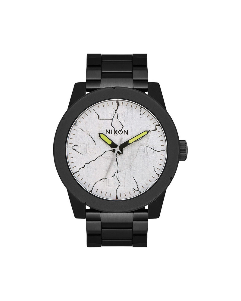 NIXON CORPORAL SS BLK JUSTICE FOR A (A346310400)