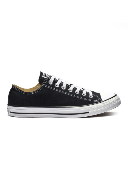 Converse ALL STAR OX BLACK 001 (M9166)