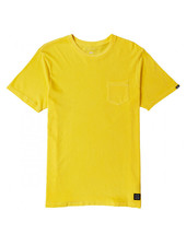 Vans VANS T-SHIRT BERLE PICO POCKET GOLD