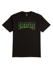 Creature CREATURE T SHIRT LOGO OUTLINE