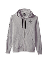 RVCA RVCA HOOD DEFER HEATHER GREY