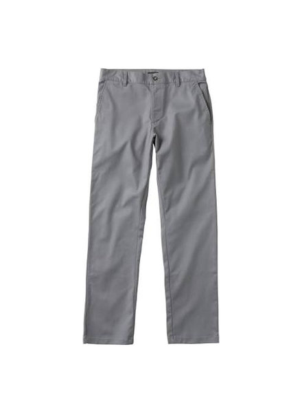 RVCA PANTS WK-END STRETCH SMOKE