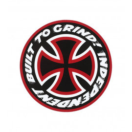 Independent Trucks INDEPENDENT SPEED KILLS STICKER RED/BLACK/WHITE