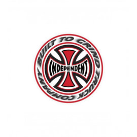 Independent Trucks INDEPENDENT STICKER T/C BLAZE 3.5IN