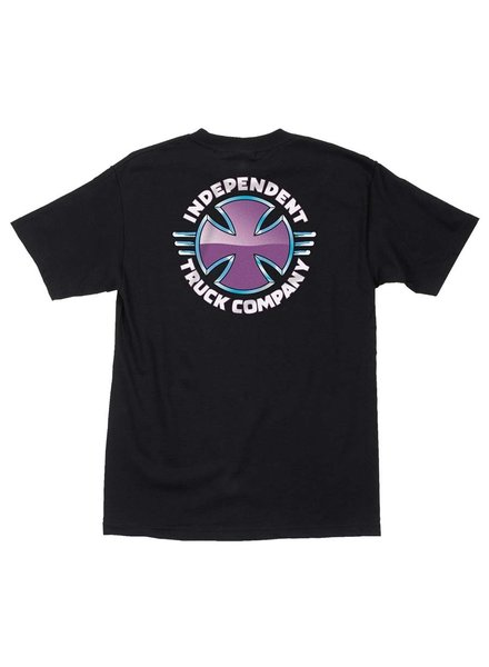 Independent Trucks Independent Purple Chrome S/S Black