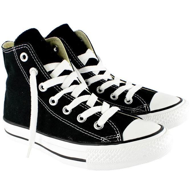 Converse ALL STAR HI BLACK 001 (M9160)