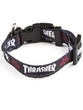 "Thrasher Large Dog Collar (1"" Thick)"