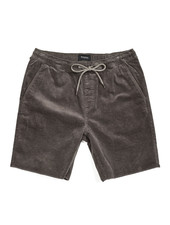 Brixton Madrid Shorts - Charcoal
