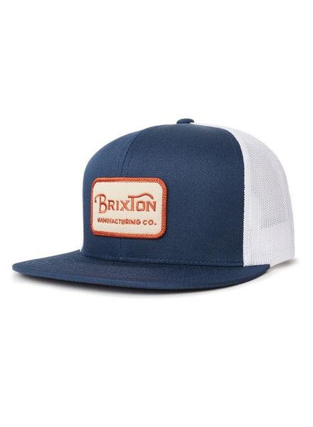 Brixton Grade Mesh Cap - Navy