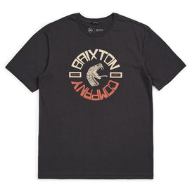 Brixton Antidote Premium Washed Tee - Black