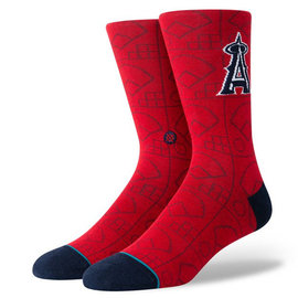 STANCE Angels Scorebook Socks