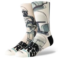 STANCE Stance Mcquarrie Boba Fett Socks