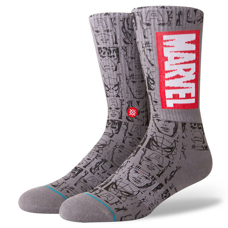 STANCE Stance Marvel Icons Socks