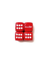 Chocolate Dice Logo Set