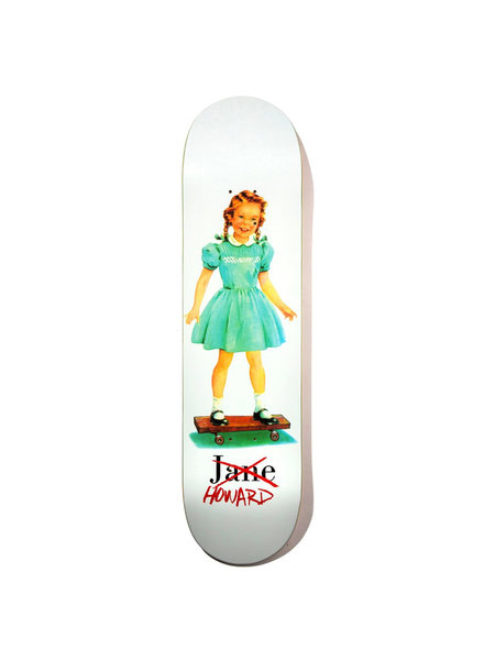 "Girl Jane Howard Deck (8.0"")"