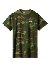 HUF Yucatan Tee - Camouflage