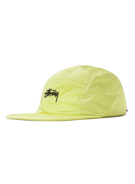Stüssy STUSSY HAT STOCK CAMP CAP NEON YELLOW