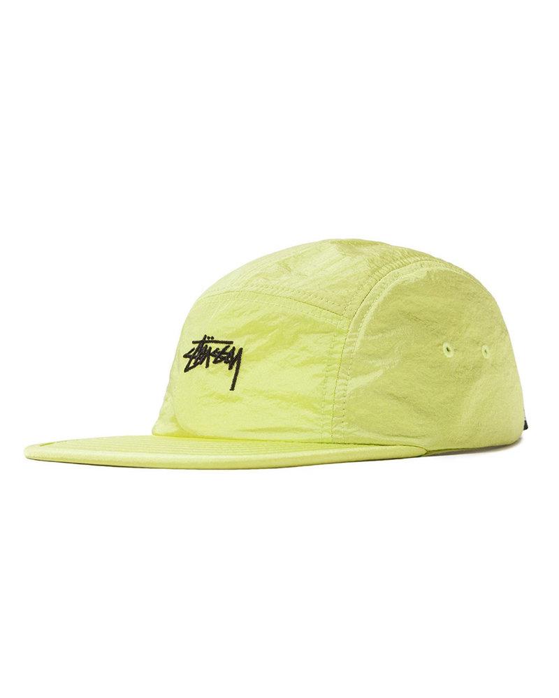 Stüssy STUSSY HAT STOCK CAMP CAP NEON YELLOW