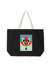 OBEY OBEY BAG GEOMETRIC FLOWER