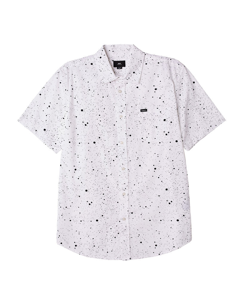OBEY OBEY SHIRT HANOVER
