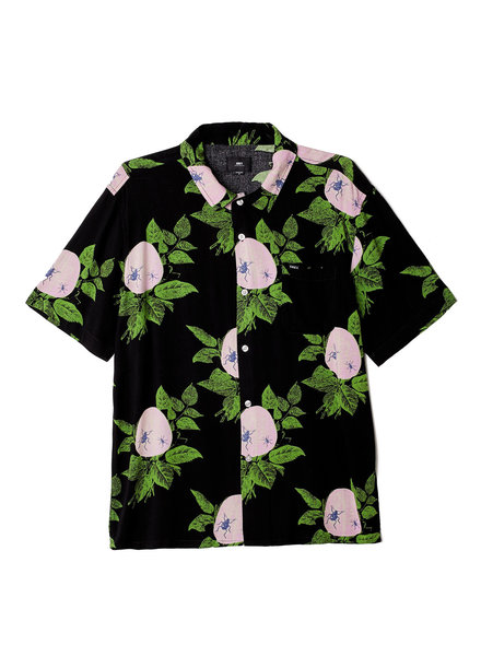 OBEY Brainiac Button-Up