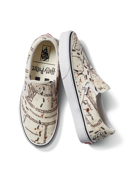 Vans VANS SLIP ON HARRY POTTER MAP
