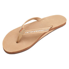 Sierra Brown with Swarovski Crystals Sandal