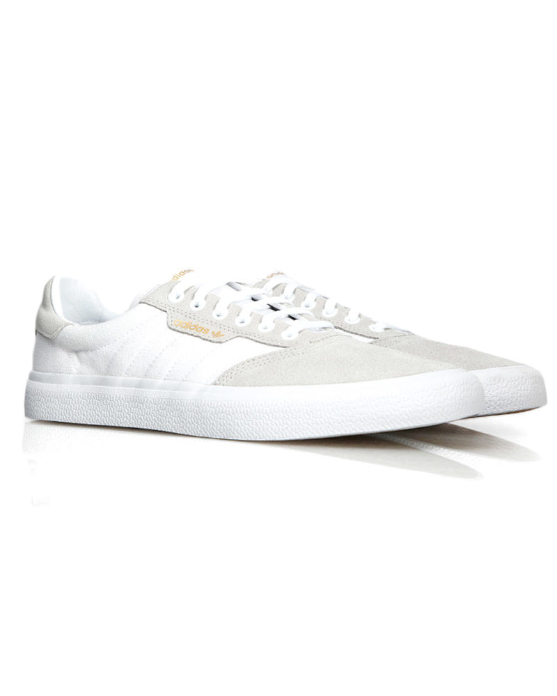 adidas 3MC Cream and White