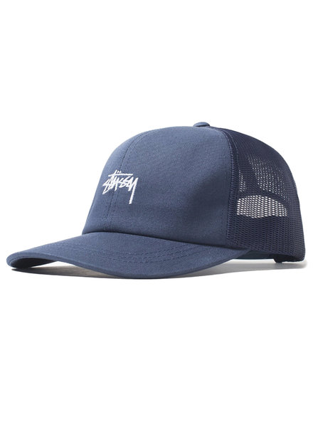 Stüssy STUSSY HAT STOCK FOAM TRUCKER NVY (131893)