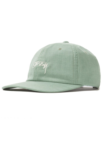 Stüssy STUSSY HAT SUITING LOW PRO SU19 GRN (131884)