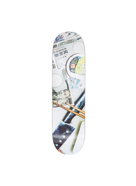 NUMBERS NUMBERS DECK SILVAS EDITION 6 8.38 - SERIES 2