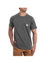 CARHARTT INC. CARHARTT T-SHIRT FORCE COTTON DELMONT GREY