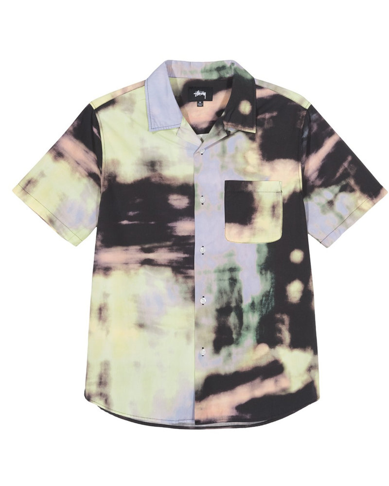 Stüssy Leary Button Up Tee