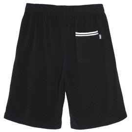 Black Terry Shorts
