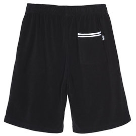 Stüssy Black Terry Shorts