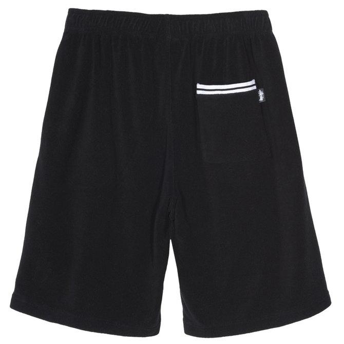 Stüssy Black Terry Shorts